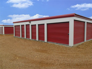 Bendzick Storage in New Prague, Minnesota rents a variety of sizes of self service storage units for business and personal storage and outside storage spaces for boats and RVs.